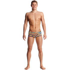 Funky Trunks Classic Costume a pantaloncino Uomo colorato